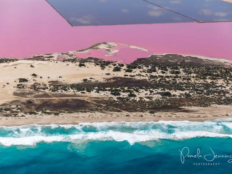 Pink Lake_WA